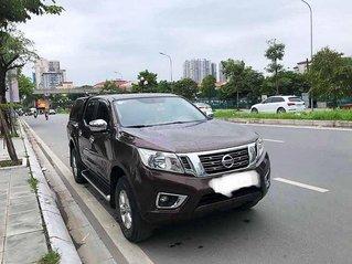 Bán xe Nissan Navara năm 2016, màu nâu, nhập khẩu