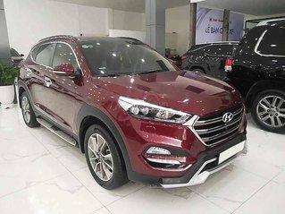 Bán Hyundai Tucson năm sản xuất 2018, màu đỏ, giá tốt