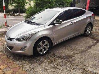 Bán Hyundai Elantra năm 2013, màu bạc, nhập khẩu