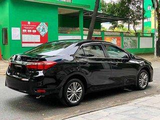 Bán Toyota Corolla Altis năm sản xuất 2017, màu đen