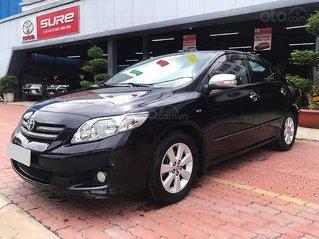 Bán ô tô Toyota Corolla Altis sản xuất năm 2009, màu đen, 425 triệu