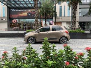 Xe Hyundai Grand i10 sản xuất 2019, màu nâu nhập khẩu nguyên chiếc giá tốt 325 triệu đồng