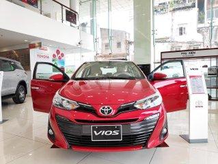 Toyota Vios 1.5E MT 2020 giá cực tốt, nhiều ưu đãi, sẵn màu giao ngay, bao đậu hộ hồ sơ tỉnh