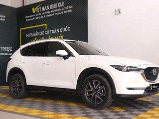 Bán xe Mazda CX 5 đời 2019, màu trắng, 878tr