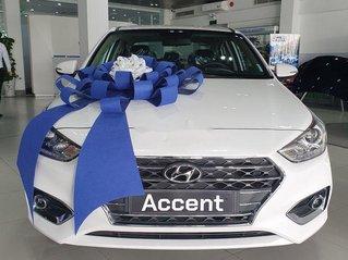 Bán xe Hyundai Accent 2020, màu trắng, giá chỉ từ 420 triệu
