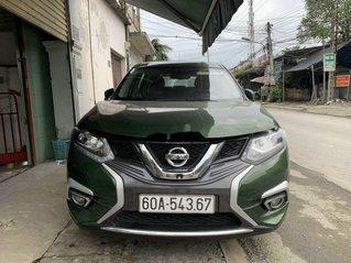 Bán Nissan X trail đời 2018, màu xanh rêu