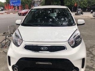 Bán xe Kia Morning năm 2016, màu trắng như mới, 310 triệu