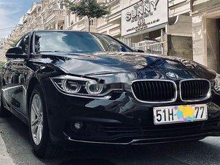 Cần bán BMW 320i sản xuất năm 2016, màu đen