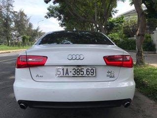 Bán Audi A6 sản xuất năm 2011, màu trắng còn mới, giá tốt