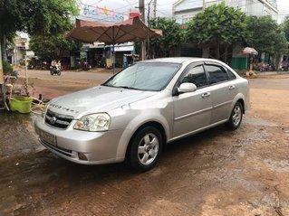 Bán ô tô Daewoo Lacetti sản xuất 2010, màu bạc, giá 158tr