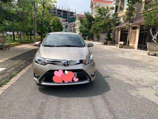 Cần bán lại xe Toyota Vios sản xuất năm 2015, xe chính chủ, 439tr