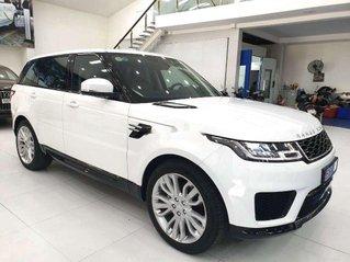 Bán ô tô LandRover Range Rover HSE sản xuất 2018, màu trắng, xe nhập