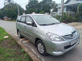 Bán Toyota Innova năm sản xuất 2011, màu bạc, 340 triệu