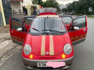 Cần bán xe Daewoo Matiz sản xuất năm 2006, màu đỏ số sàn, giá tốt