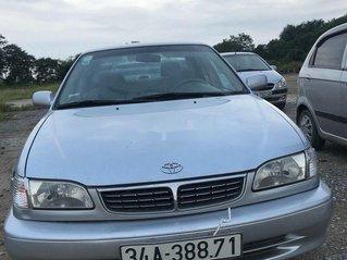 Bán Toyota Corolla sản xuất năm 2000, màu bạc, nhập khẩu