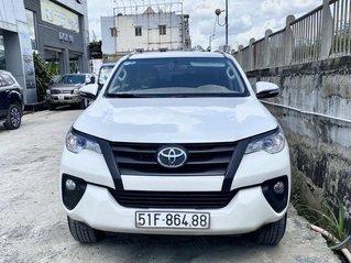 Bán xe Toyota Fortuner 2.4G MT sản xuất năm 2017, nhập khẩu nguyên chiếc