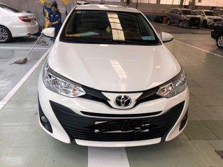 Cần bán lại xe Toyota Vios sản xuất 2018, màu trắng, nhập khẩu, số tự động