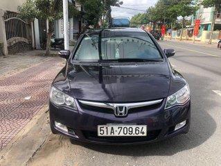 Bán Honda Civic sản xuất 2007, màu đen