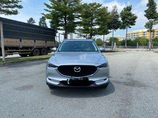 Bán Mazda CX 5 đời 2017, màu bạc