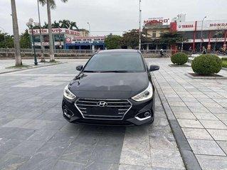 Bán Hyundai Accent sản xuất 2020, màu đen