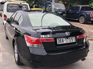Cần bán lại xe Honda Accord đời 2010, màu đen, xe nhập