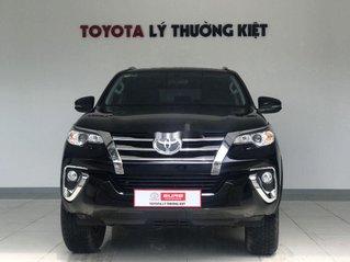Cần bán lại xe Toyota Fortuner sản xuất 2019, số sàn