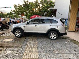 Cần bán lại xe Chevrolet Captiva đời 2010, màu bạc, giá chỉ 269 triệu