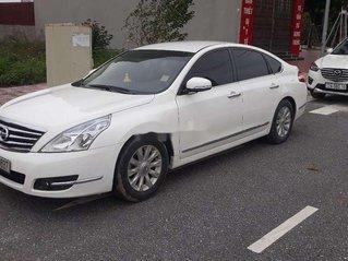 Chính chủ bán xe Nissan Teana sản xuất 2010, màu trắng