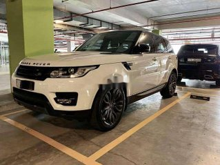 Cần bán gấp LandRover Range Rover HSE năm 2016, màu trắng, nhập khẩu nguyên chiếc