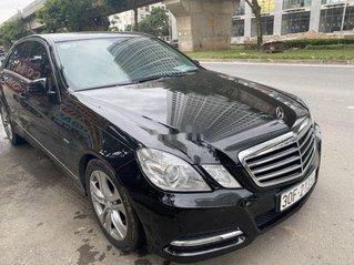 Cần bán lại xe Mercedes E250 năm 2010, màu đen, giá 578tr
