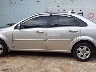 Bán ô tô Daewoo Lacetti sản xuất 2008, màu bạc chính chủ