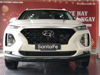 Cần bán xe Hyundai Santa Fe năm 2020, màu trắng, giá tốt