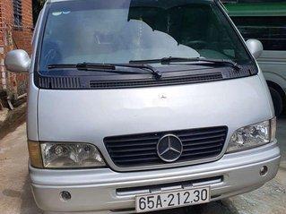 Bán ô tô Mercedes MB100 năm 2001, màu bạc