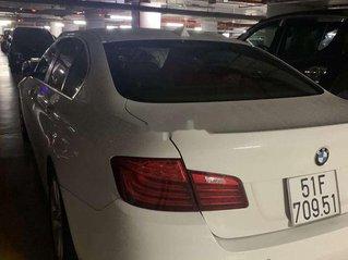 Bán BMW 5 Series: 520i 2016, màu trắng, xe nhập chính chủ