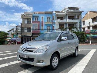 Cần bán xe Toyota Innova sản xuất 2011, màu bạc, 375tr