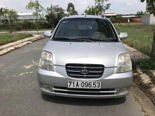 Cần bán lại xe Kia Morning sản xuất 2006, màu bạc, xe nhập số tự động, 129 triệu