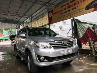 Cần bán xe Toyota Fortuner sản xuất năm 2013 còn mới, giá 535tr