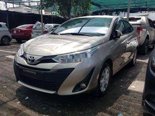 Cần bán lại xe Toyota Vios E CVT sản xuất năm 2020, xe mới chạy
