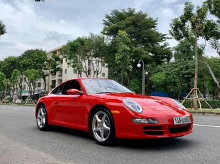 Cần bán xe Porsche 911 Carrera 3.6L đời 2008, màu đỏ