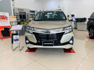 Toyota Avanza 7 chỗ 2020 giá cực rẻ, ưu đãi cực hấp dẫn, trả trước chỉ từ 150tr