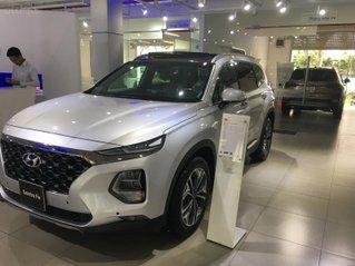 _HOT_Hyundai Santa Fe 2020 máy dầu cao cấp, đủ màu, giá tốt - siêu phẩm mùa hè tặng ngay IP 11pro max+ KM lên đến 20tr