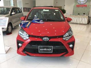 Xe Toyota Wigo AT 2021, liên hệ để nhận ưu đãi lớn, lãi suất ngân hàng tuỳ khách chọn, liên hệ ngay