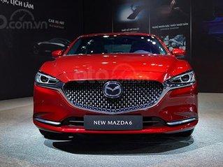 New Mazda 6 - Khẳng định đẳng cấp. Giá chỉ từ 889 - hỗ trợ 50% phí trước bạ - trả trước 20% nhận ngay xe về nhà