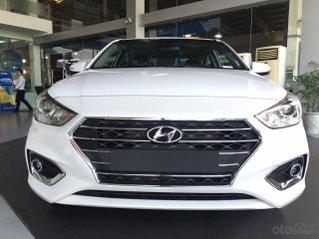 Hyundai Accent, khuyến mãi lớn - Giảm thuế tặng full PK