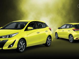 Bán Toyota Yaris G 2020, xe nhập Thái