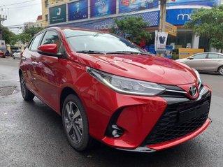 Bán xe Toyota Yaris đời 2021, màu đỏ