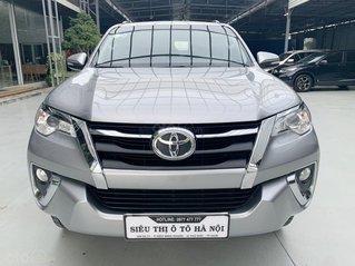 Toyota Fortuner 2.7V 2017, xe cực đẹp bao test hãng, hỗ trợ NH 70%