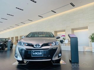 Cần bán Toyota Vios 1.5E MT 2020 giá cực tốt, nhiều ưu đãi, sẵn màu giao ngay, hỗ trợ trả góp 85%