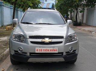 Bán Chevrolet Captiva LTZ maxx máy dầu 2.0 số tự động đời T3/2010 màu bạc mới 70%