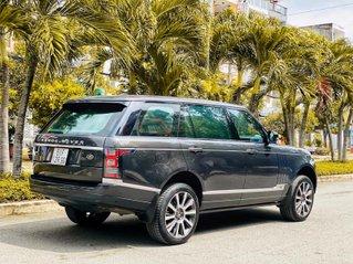 Bán Range Rover Autobiography L 2015, màu xám